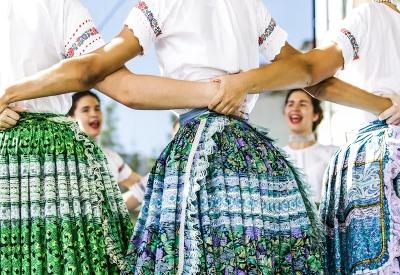 Medzinárodný festival detských folklórnych súborov