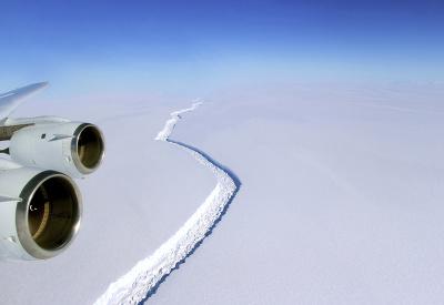 Ľadovec Larsen C