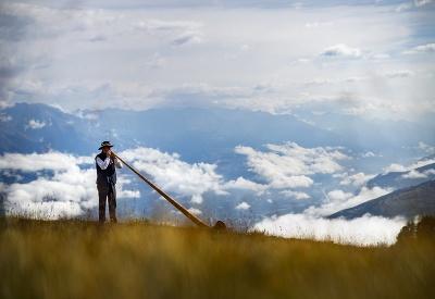 Festival alpských rohov