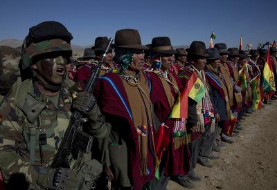 Farebná armáda