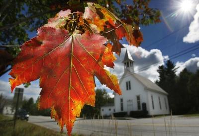Jeseň sa blíži