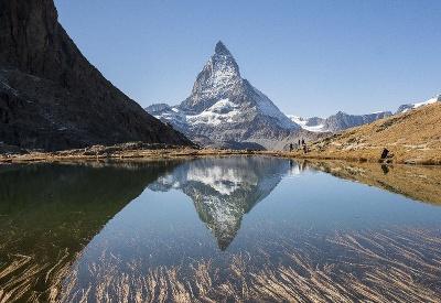 Nádhera švajčiarskych Álp