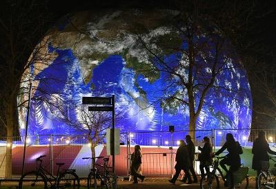 Svetová klimatická konferencia