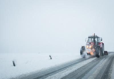 Snehová búrka