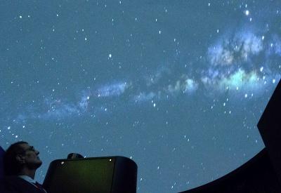 Hviezdne nebo nad hlavou