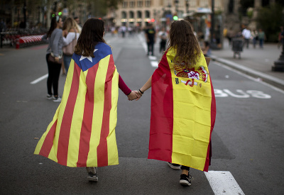 Voľby v Katalánsku
