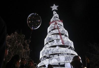 Grécky vianočný stromček