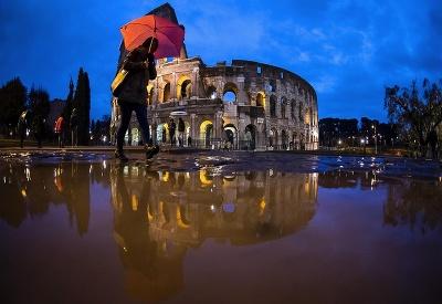 Upršaný Rím