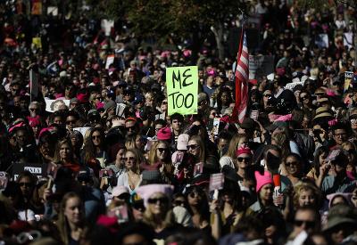 Za práva žien a...