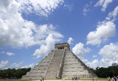 Kukulkánova pyramída