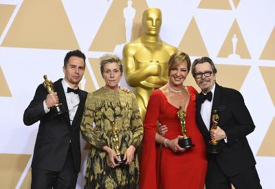 Oscary sú rozdané