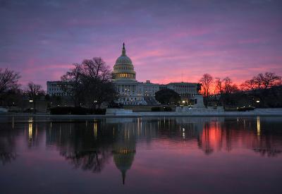 Úsvit nad Washingtonom