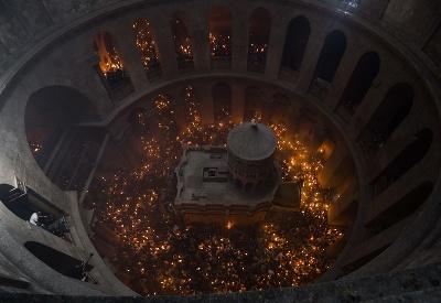 Svätý oheň