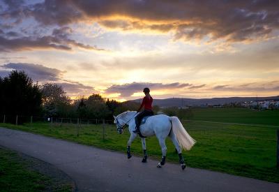 Pohodička na koni