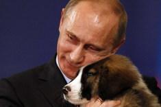 Darček pre Putina