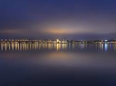Nočná krása Ukrajiny