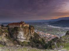 Lietajúce kláštory