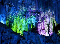 V čínskej jaskyni