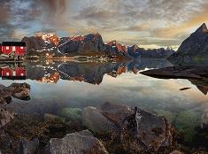 Najmalebnejšia dedinka Nórska