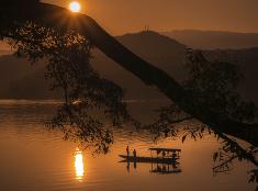 Pokojný život na rieke