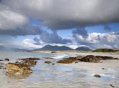Írske pobrežie je prekrásne, ale chladné