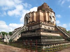 Thajsko je známe množstvom chrámov