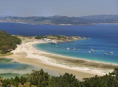 Tropický raj Galície