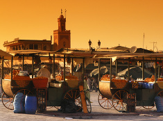 Živé Maroko