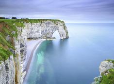 Pri krásnom francúzskom pobreží