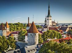 Historické centrum Tallinu patrí k tým naj na svete