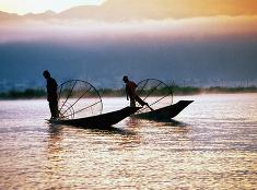 Drina rybárov začína už ráno