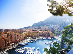 Luxus v Monaku