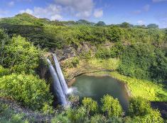 Havaj má aj úchvatné zelené vnútrozemie
