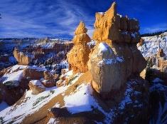 Do národných parkov sa dá ísť aj v zime