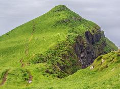 Faerské ostrovy sú zeleným pokladom