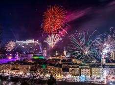 Silvester v Salzburgu