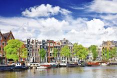 V Amsterdame na vode