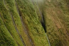Na Havaji výdatne prší