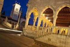 Taliansko v nočných hodinách