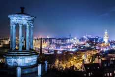 Hlavné mesto Škótska
