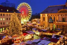 Vianočné trhy v Nemecku