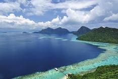 U nás zima a na Borneu raj