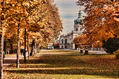 Jeseň v Berlíne