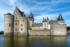 Zámok Sully na Loire