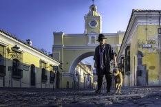 Mesto Antigua Guatemala