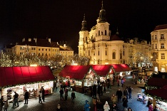 Vianočná Praha