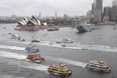 Oslavy v Austrálii
