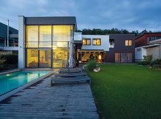 """""""Bola to záležitosť srdca,"""" hovorí majiteľka o stavbe svojho úžasného domu v Bratislave"""
