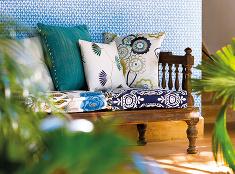 Vyzdobte si domov textíliami, možností máte veľa