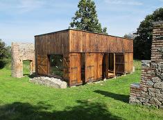 Minimalistický dom s dostatočným komfortom pre bývajúcich